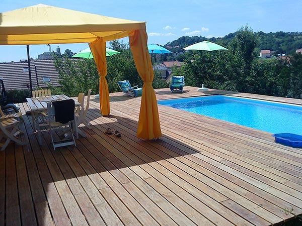 Vendeur de piscines hors sol dans les vosges for Vendeur piscine